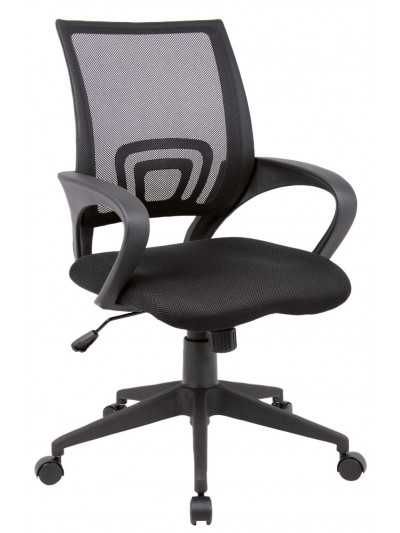 Lincoln mesh back operators chair