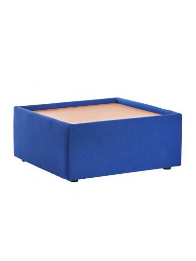Alto modular reception seating wooden table