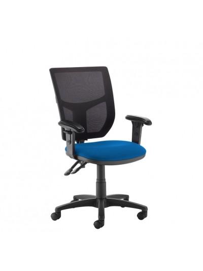 Big Deals Dams Altino 2 lever high mesh back operators chair