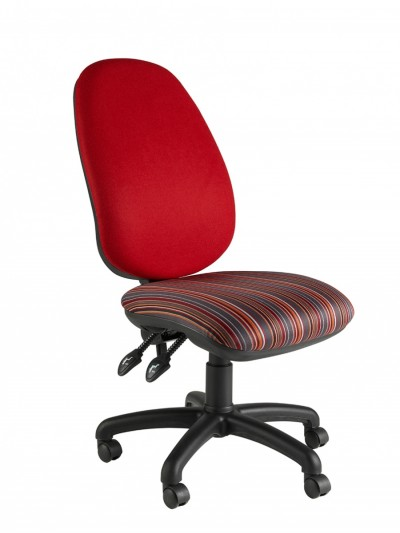 Alliance Bimp Deluxe High Back Operator Chair