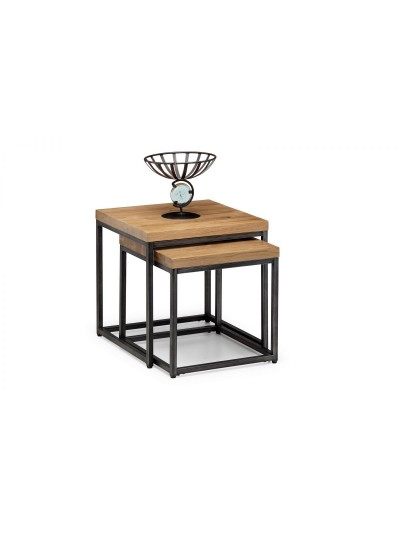 julian bowen Brooklyn Nesting Lamp Tables