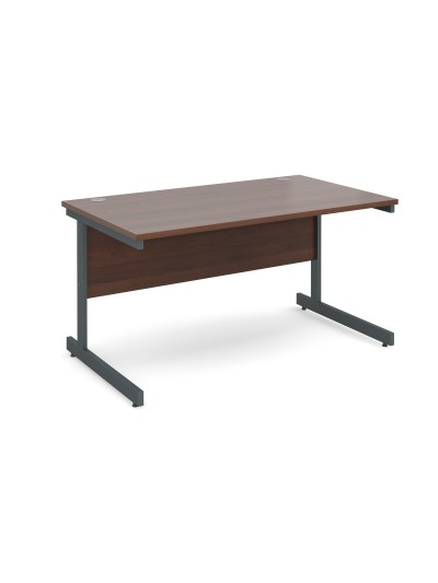 Contract 25 straight Desk