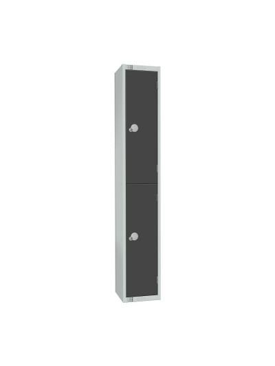 Metal 2 Door Personal Storage Locker