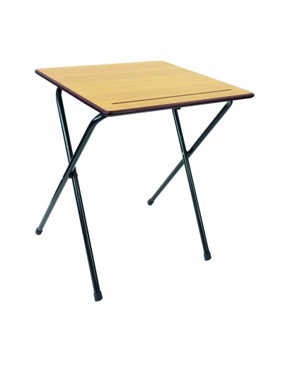 ZLITE Standard Folding Exam Desk