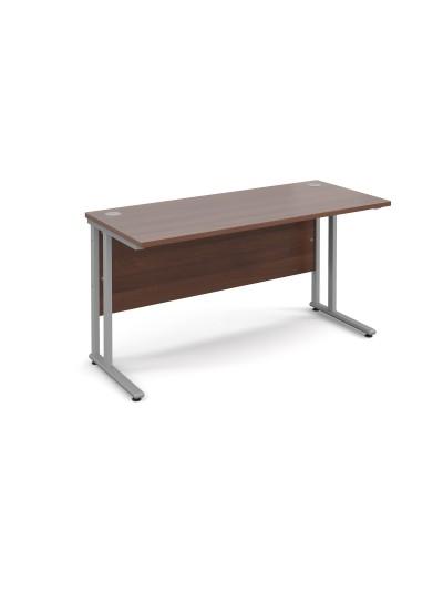 BIG DEALS Maestro 25 Cantilever Leg Straight Desk 800mm Deep