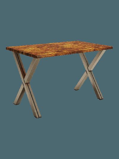 ZAP Industrial style Milton Rectangular table
