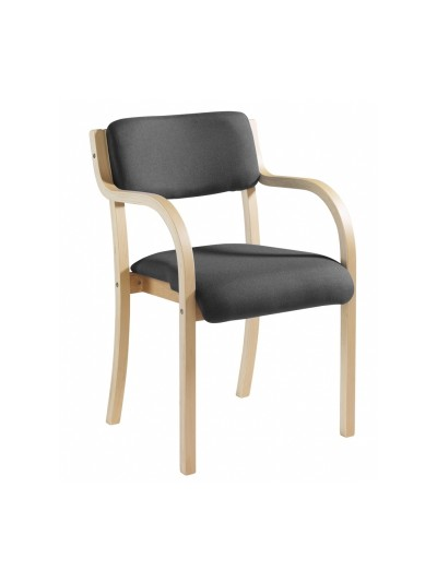 BIG DEALS Prague wooden conference chair