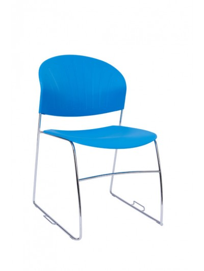 Orn Strike Stacking Sidechair