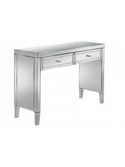 birlea Valencia Mirrored 2 Drawer Sideboard Dresser