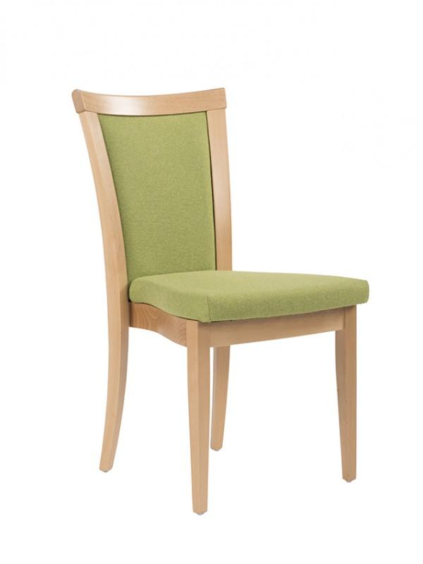 Alliance Westminster Solid Beech Frame Medium Back Side Chair