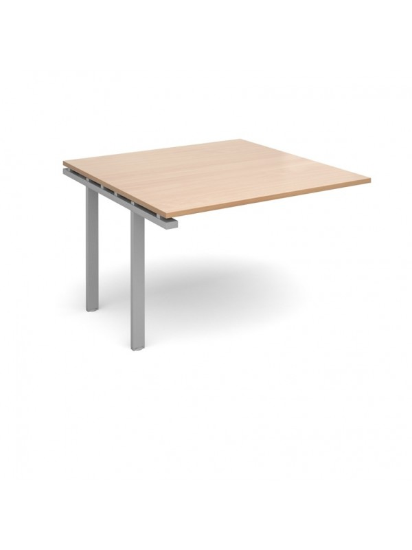 DAMS Adapt II boardroom table add on unit