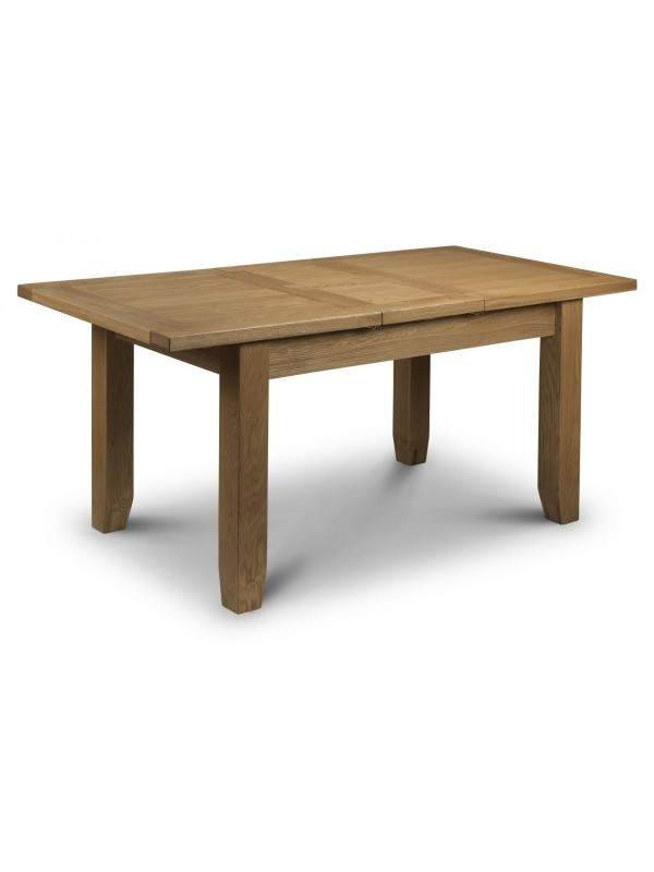 Julian Bowen Astoria Extending Oak Dining Table