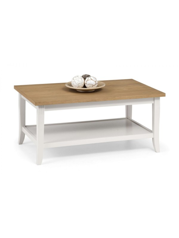Julian Bowen Davenport coffee table