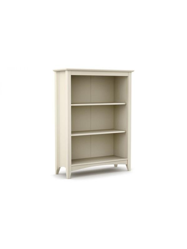 julian bowen Cameo Bookcase - Stone White