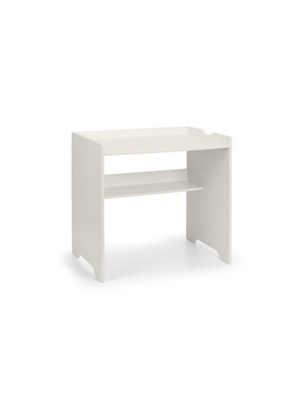 julian bowen Pluto Desk - Stone White