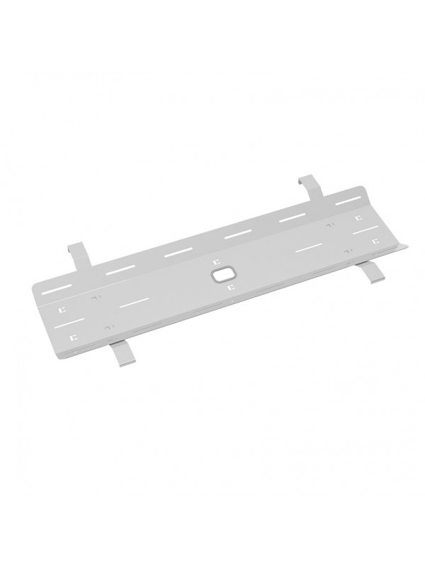 Double drop down cable tray & bracket for Adapt and Fuze desks