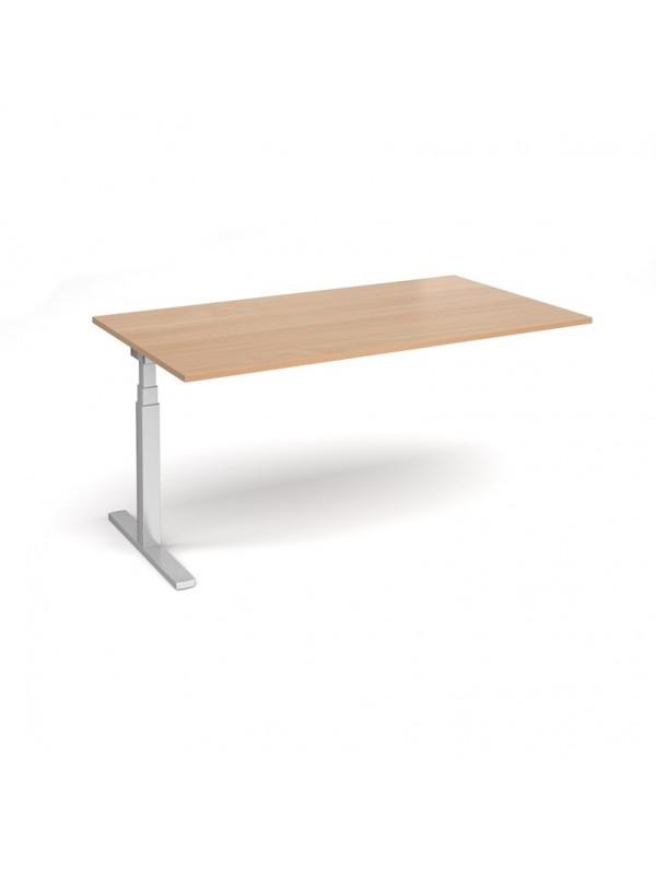 DASM Elev8 Touch boardroom table add on unit 2000mm x 1000mm