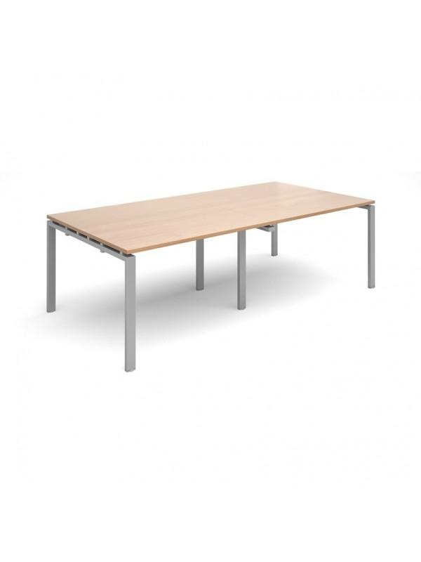 DAMS Adapt II rectangular boardroom table