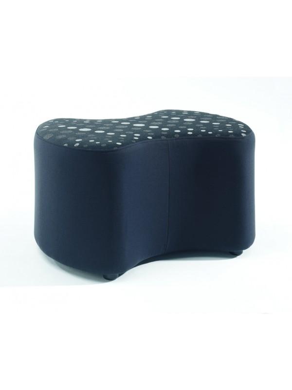 Alliance Lunar Medium Dogbone Seat (Black Glides as Standard)