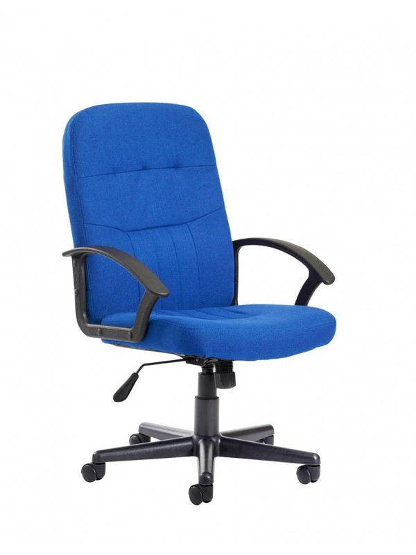 BIG DEALS Cavalier fabric managers chair