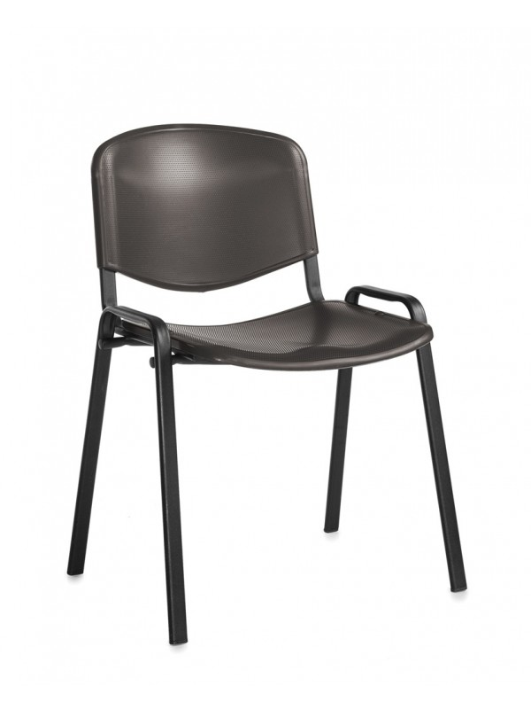 Dams Taurus plastic meeting room stackable chair