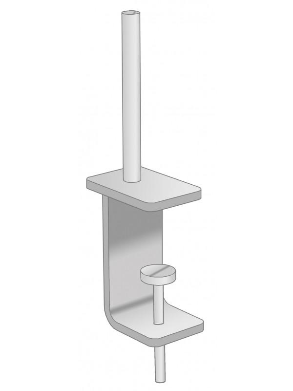 DAMS Universal screen brackets for desktops 15mm-36mm (pair)