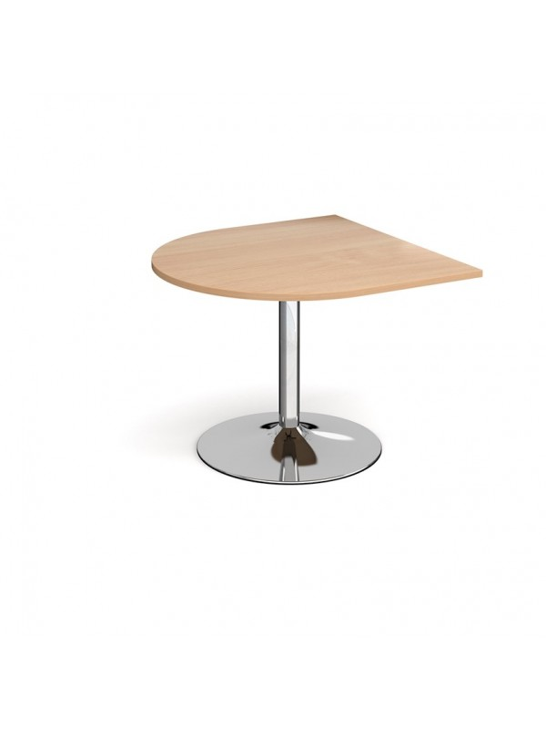 DAMS Trumpet base radial extension table