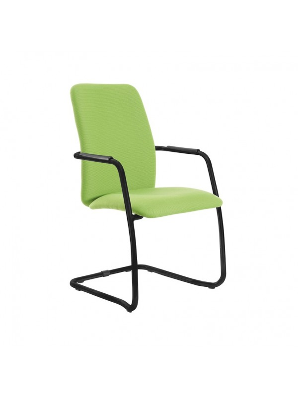 Tuba Cantilever frame conference chair - Full Back