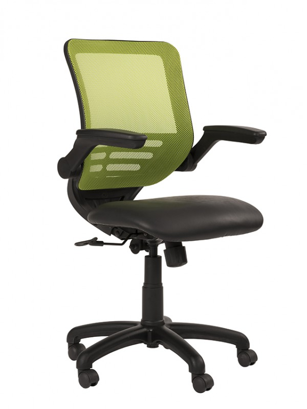 Alliance Mesh Back Task Chair with Fold Back Arms