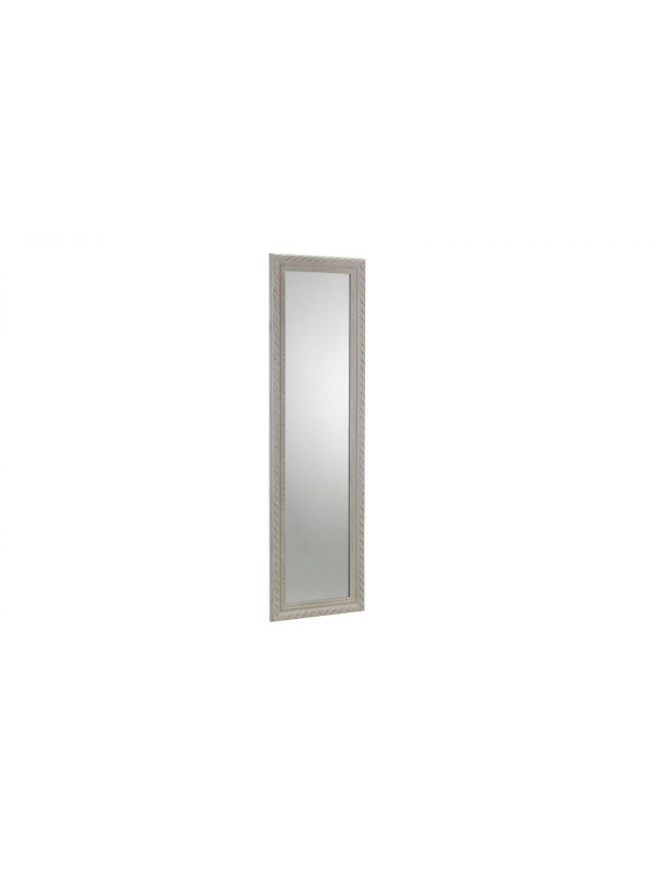 julian bowen Allegro White Dress Mirror