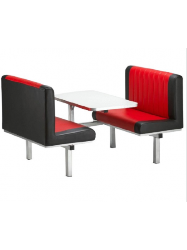 Bali American Style Canteen Unit 2,4 or 6 seat - Vinyl