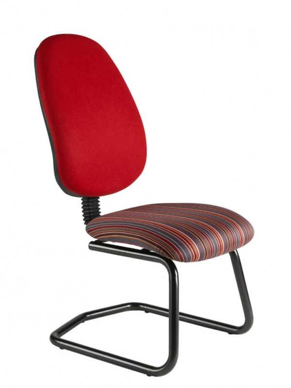 Alliance Bimp Deluxe High Back Cantilever Meeting Chair