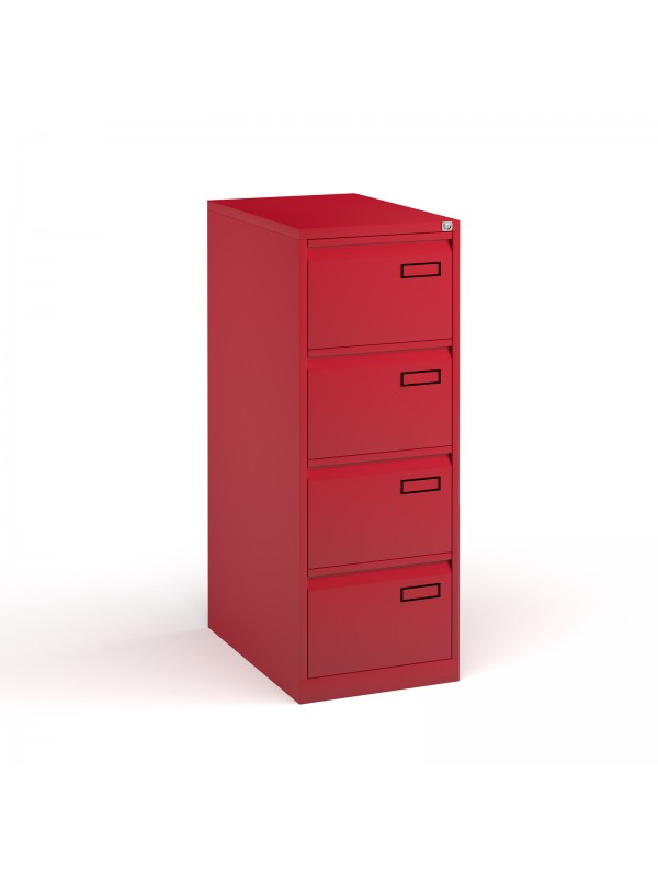 Bisley Heavy Duty Contract Steel Filing Cabinets