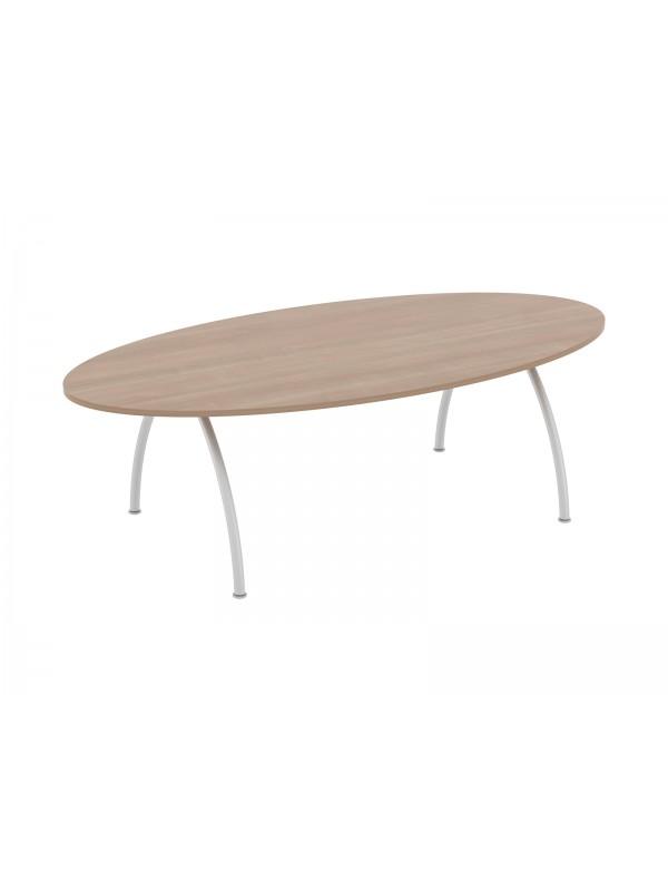 Elite Callisto Oval Meeting Table