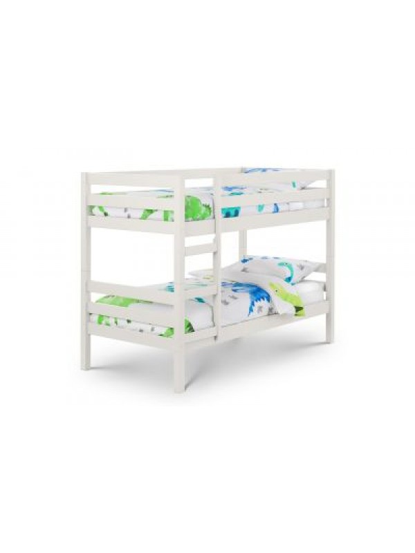Julian Bowen Camden Bunk Bed - Surf White