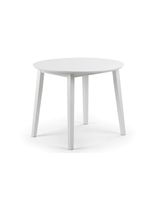 julian bowen Coast White Dining Table