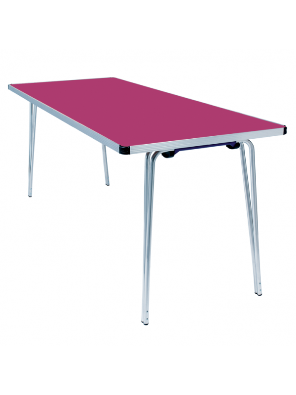 GoPak Contour Plus Rectangular Folding Table