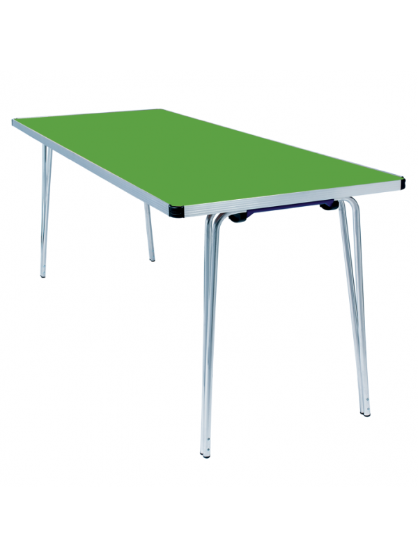 GoPak Contour Rectangular Folding Table