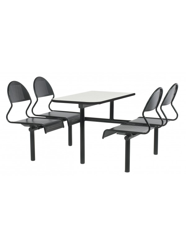 Create Norwegian II Modular Canteen Unit Fast food  2, 4 or 6 seat - Colours