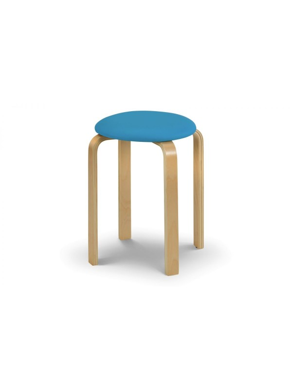 julian bowen Dandy Stool - Blue