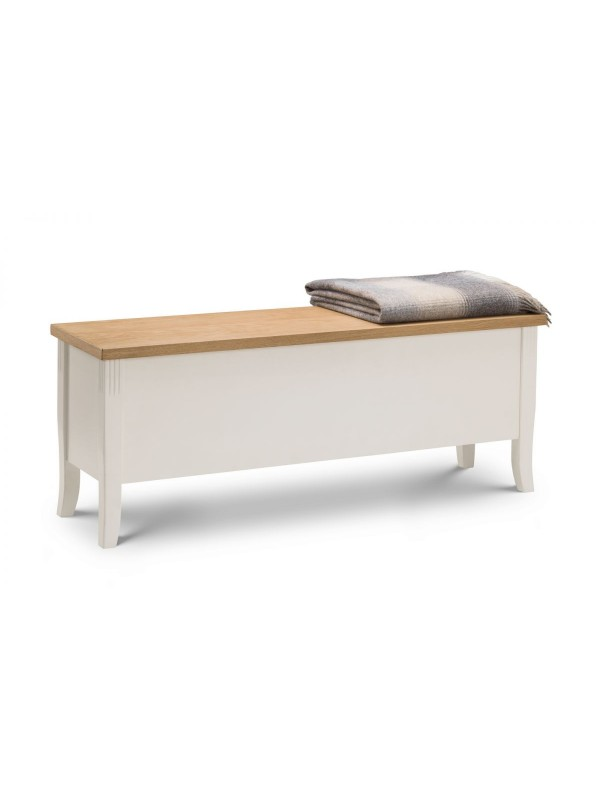 Julian Bowen Davenport Storage Bench