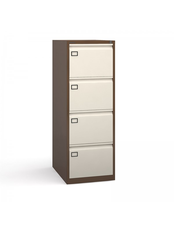 Executive Steel Filing Cabinets 2,3 or 4 Drawer
