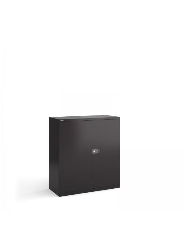 2 Door Steel Locking Cupboard - 3 Heights