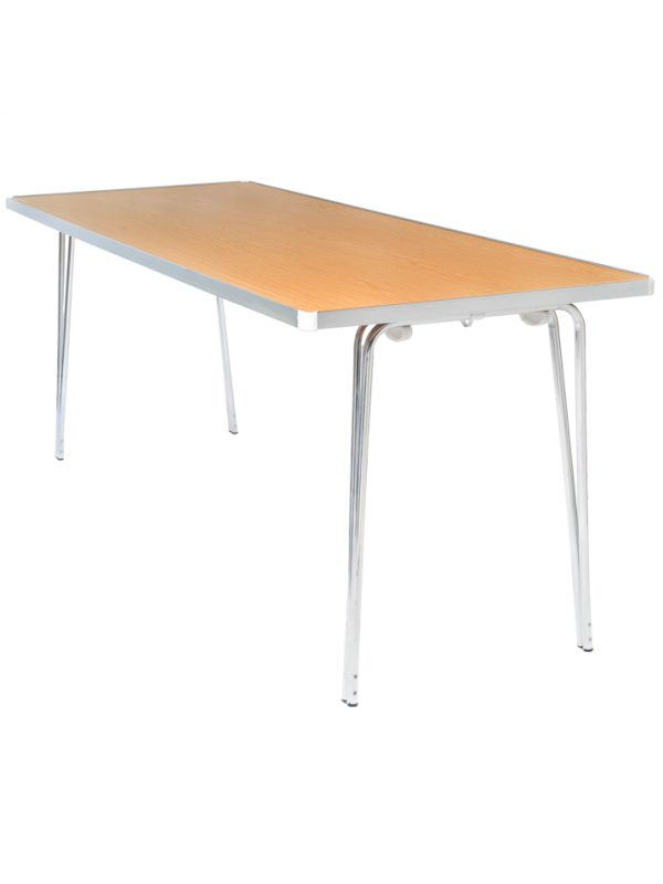 GoPak Economy Rectangular Folding Table