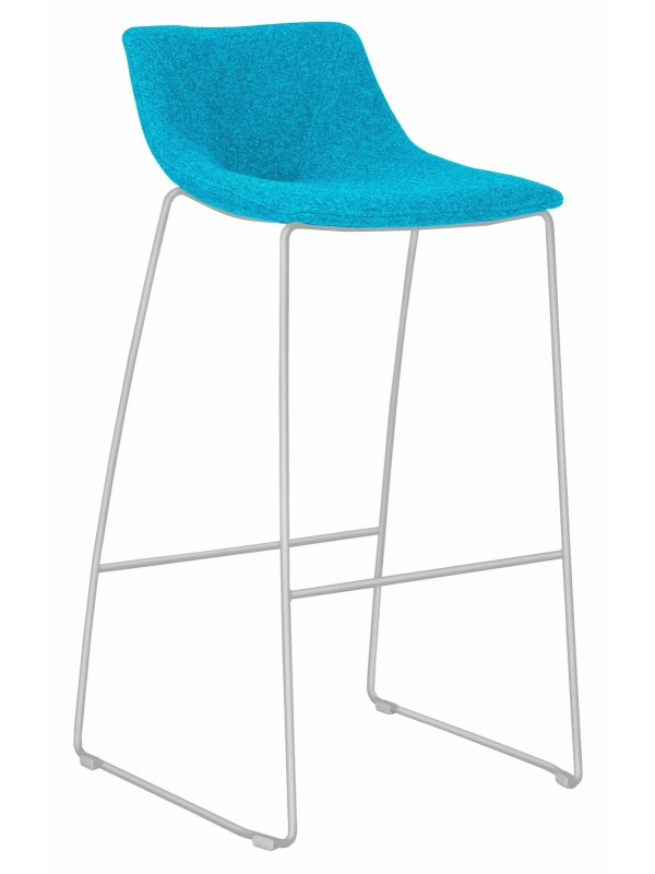Elite Escape Upholstered Breakout And Bar Stool