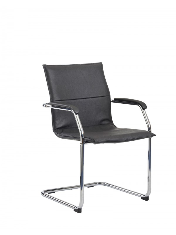 Essen stackable meeting room cantilever chair