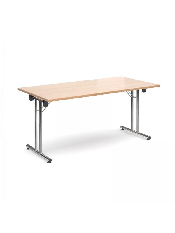 NEXY DAY Folding Leg Rectangular Table