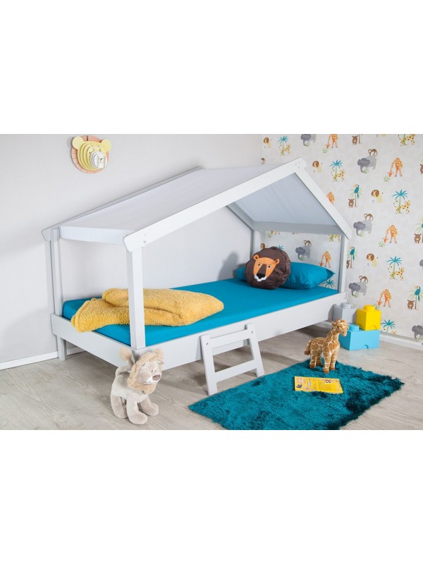 Flair Junior Wooden Tree Bed