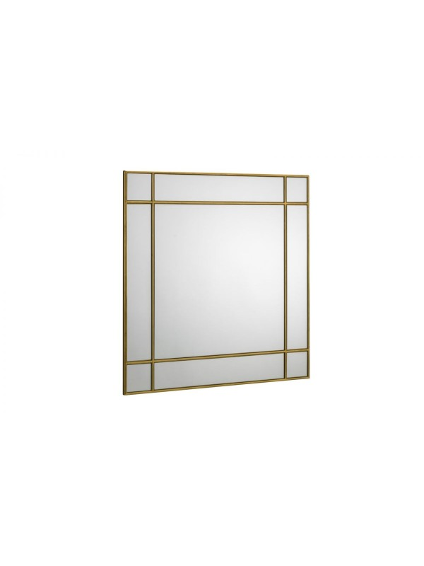 julian bowen Fortissimo Square Mirror gold