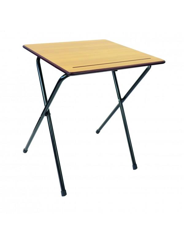 ZLITE Standard Folding Exam Desk